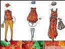 女装设计作品