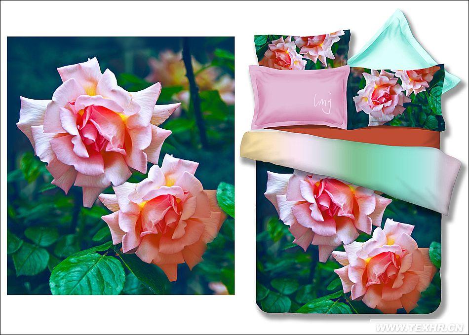 这是在家纺花型设计工作中创作的一些少数作品,以花草及时尚元素相结合,用上一下当下流行的时尚色彩进行创作。大众喜欢的不一定是最好的,本人在追逐客户需求之余偶尔会按自己的想法创作一些特别的作品。
