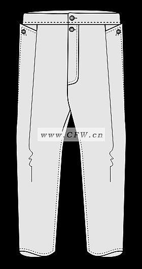 第一件裤子